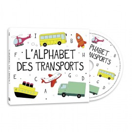 L'Alphabet des transports CD