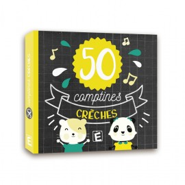 50 comptines CRÈCHES