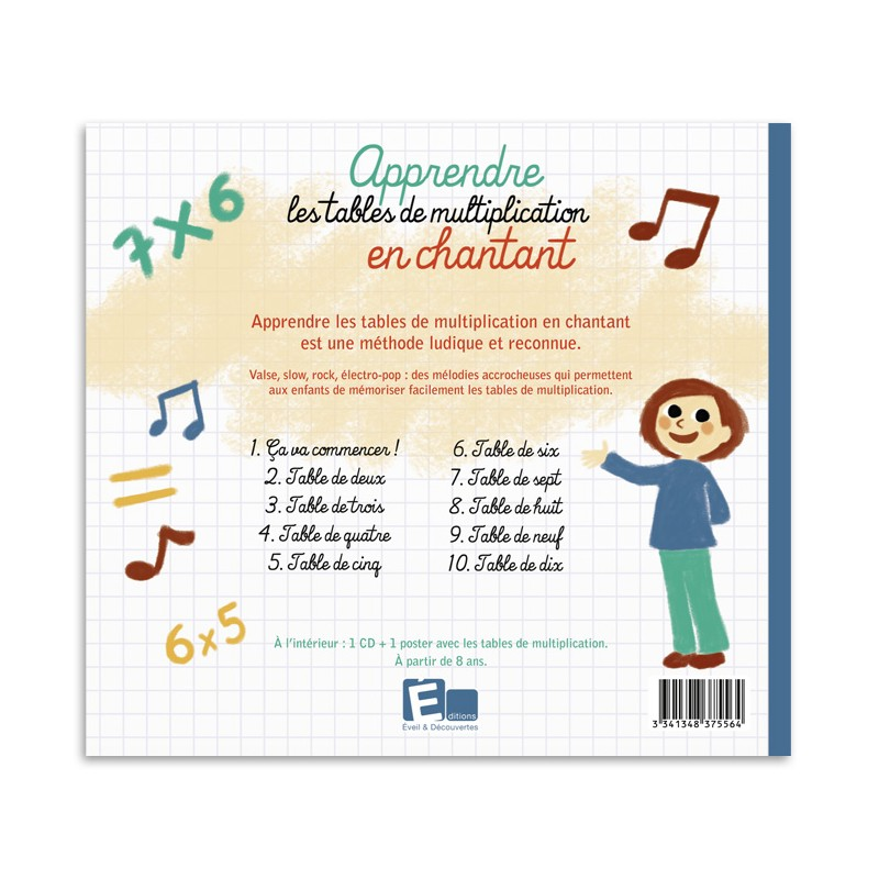 Multiplication table de multiplication en chantant - Application pour apprendre les tables de multiplication ...