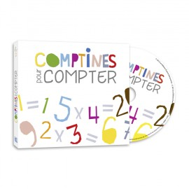Comptines pour compter CD