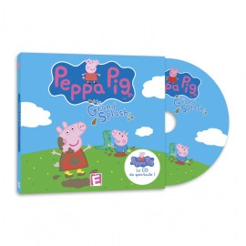 Peppa Pig - Le grand Splash - CD