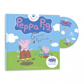 Peppa Pig - Le grand Splash