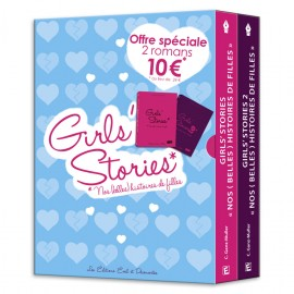 Coffret Girls'Stories